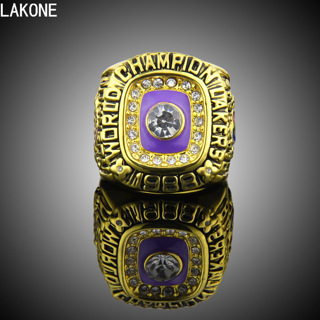 1988 Los Angeles Lakers Basketball world championship ring, sports fans ring, men gift ring