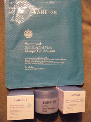 Laneige Water Sleeping Mask Lot