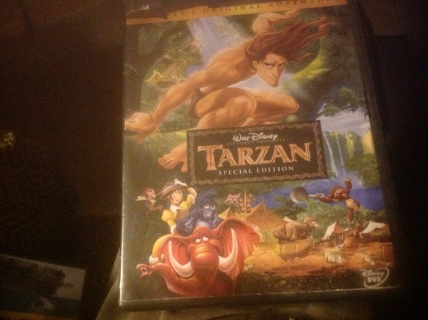 TARZON by WALT DISNEY SPECIAL EDITION
