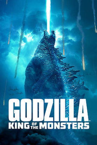 GODZILLA KING OF MONSTERS 2019 - Movies Anywhere / Vudu Code ONLY!