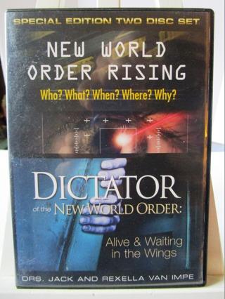 New World Order - 2 disc DVD Set