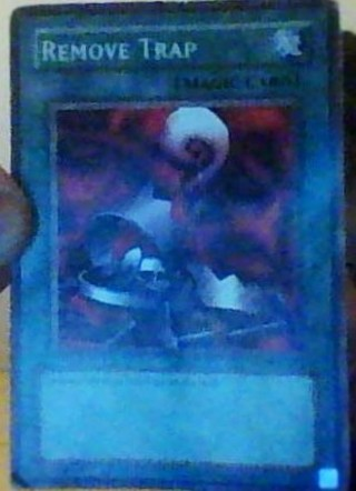 Remove Trap Card (Magic Card) REDUCED