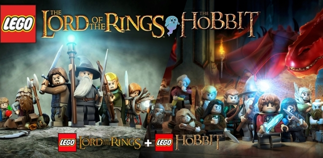 LEGO® The Lord of the Rings™+LEGO® The Hobbit™