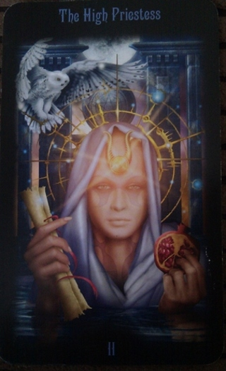 Free: Gateway To The Divine Tarot Card Reading~YES/NO Spread~1
