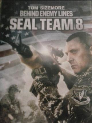 Behind Enemy Lines Seal Team 8 DVD