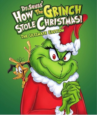 Digital HD - How the Grinch Stole Christmas! (1966 Animated) - From Blu-Ray - Moviesanywhere