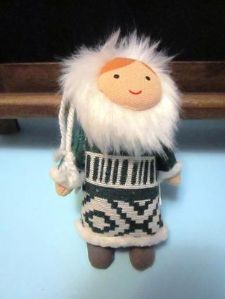 Eskimo Tree Ornament