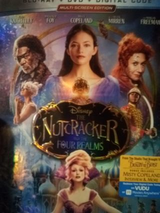 The Nutcracker and the four realms HD GOOGLE PLAY
