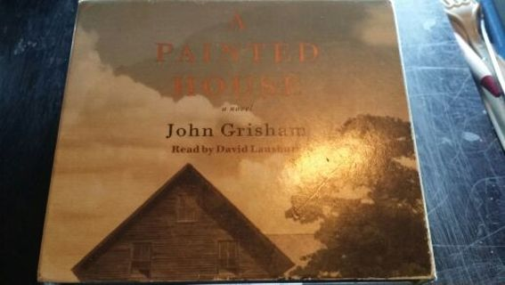 A Painted House Book on CD