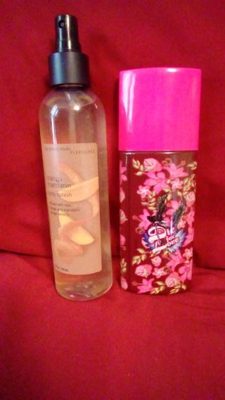 Die for Love for women Parfume spray & Mango Mandarin Orange  Real Orange extracts Body Splash