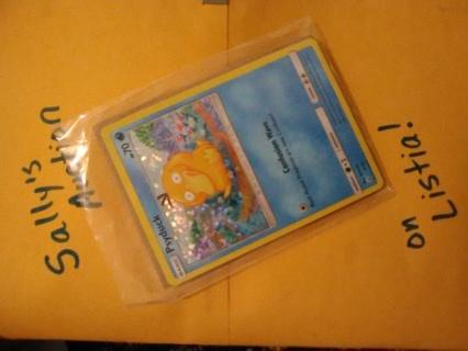 Psyduck Pokemon Card