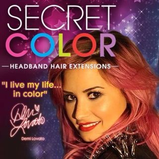Secret Color Headband Hair Extensions