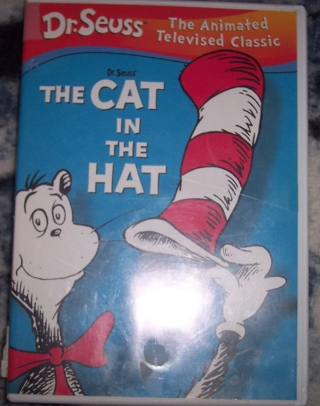 DVD: The Cat in the Hat