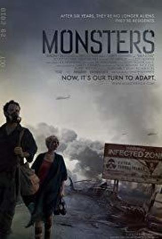 DVD- MONSTERS BEWARE