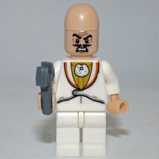 New Egghead Minifigure Building Toy Custom Lego