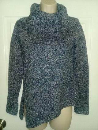 NWT White House Black Market Cowl Neck Sweater Size XS