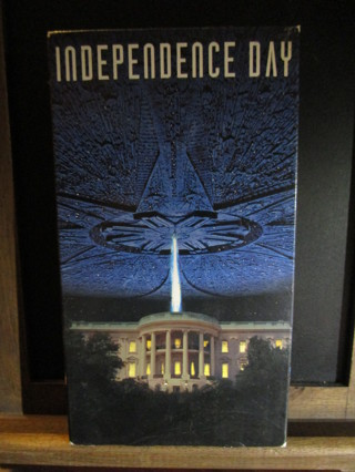 Independence Day - VHS