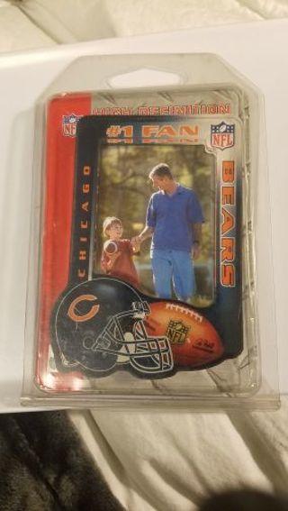 #1 Bears Fan Magnetic Photo Frame