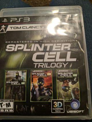 Splinter Cell PS3