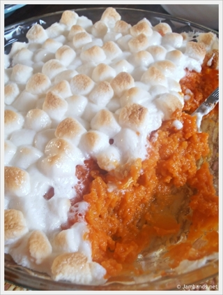 Marshmallow  Sweet  POTATO  /Yàm Casserole  Recipe  + 4 Bonus  recipes
