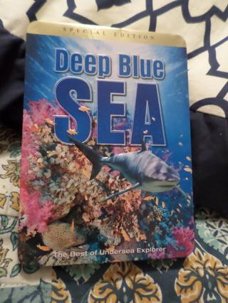 Deep Blue Sea DVD Set - Marine Life