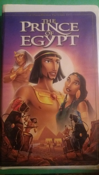 vhs the prince of egypt free shipping