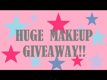"~Huge High-End Makeup/Health & Beauty Blowout~ ""I'm Going For Broke & You Don't Want To Miss This!!"""