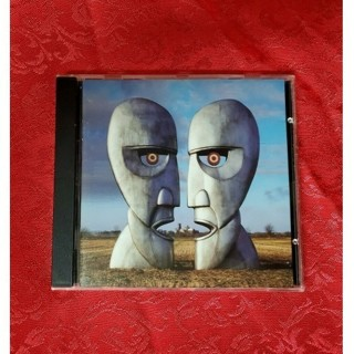 cd-pink floyd-the division bell-1994-rock-used-ex