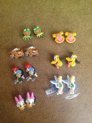 14 new Disney Jibbitz for Crocs