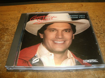 cd-george strait greatest hits vol 2-1987-country