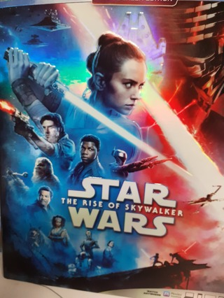 STAR WARS  the RISE of SKYWALKER  NEW RELEASE