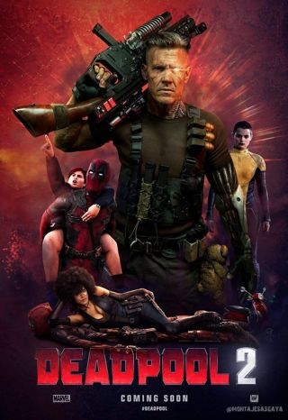 Deadpool 2 (HDX) (Movies Anywhere) VUDU, ITUNES, DIGITAL COPY
