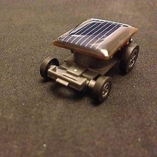 Solar Power Mini Toy Car Solar Toy Vehicles Educational Gadget
