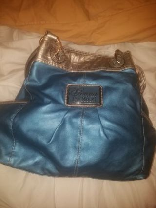 Great handbag, I am moving and it is barely used!!! Closetclean out. GENNA DE ROSSI