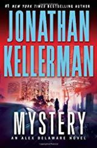 MYSTERY by Jonathan Kellerman (BEFORE YOU BID PLEASE ASK HOW MUCH SHIPPING COSTS TO YOUR LOCATION)