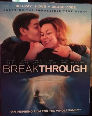 Breakthrough-digital code only