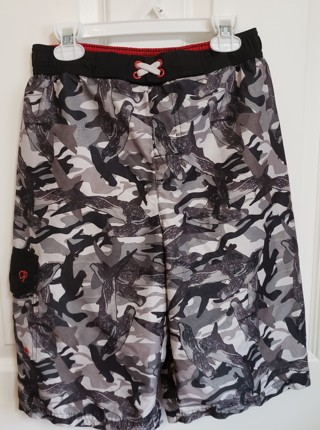 Boy OP Swim trunks shorts Size 14-16 XL