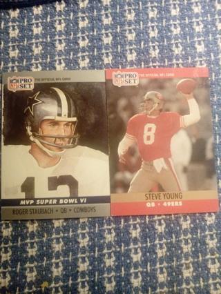 Pro set 1990....2 cards