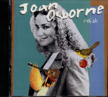Relish - CD by Joan Osborne