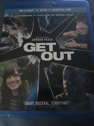 Get Out *HD CODE ONLY*