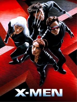 X-men 5-Movie HD MA Code Lot