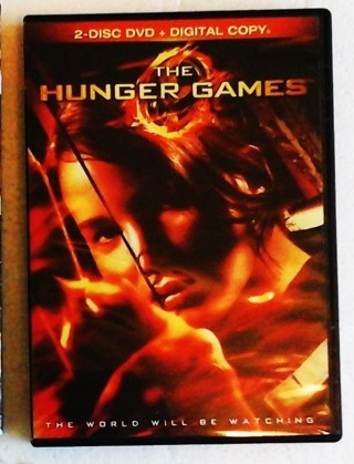The Hunger Games (2-Disc DVD + Digital Copy) NEW