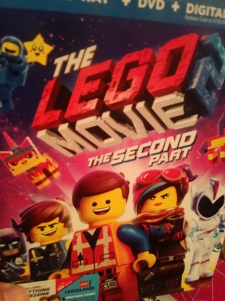 Digital code only for LEGO land the second part
