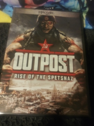 OUTPOST RISE OF THE SPETSNAZ DVD BRAND NEW