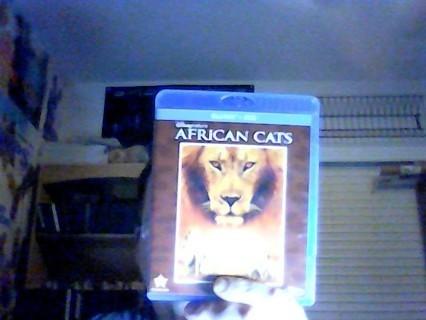 African Cat Blu Ray