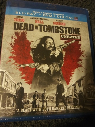 DEAD IN TOMBSTONE B/R+DVD+DIG FACTORY SEALED