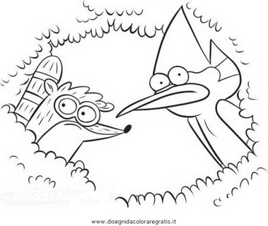 Free: 10 Regular Show Coloring Pages - Photography - Listia.com ...