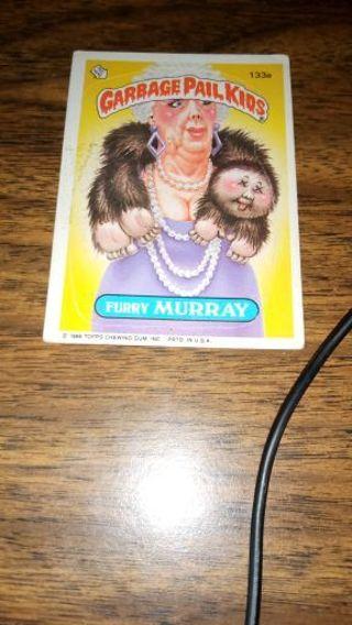 Furry Murray