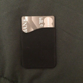 Card Holder For The Back Of Any Phone!