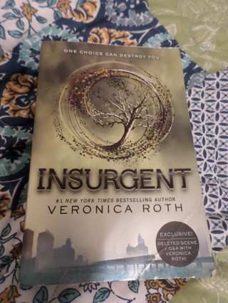 Insurgent Book by Veronica Roth